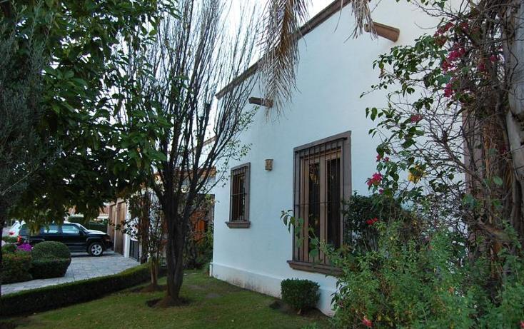 Foto de casa en venta en paseo del abanico 1, san gil, san juan del río, querétaro, 1455845 No. 15