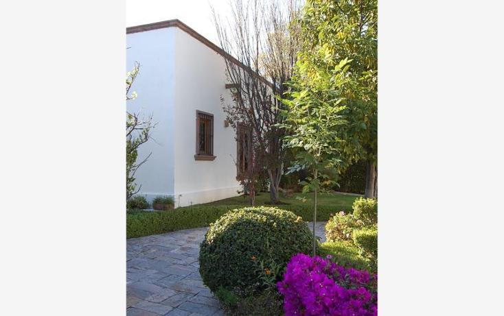 Foto de casa en venta en paseo del abanico 1, san gil, san juan del río, querétaro, 1455845 No. 21