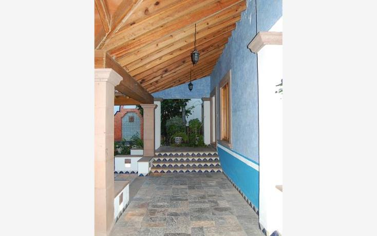 Foto de casa en venta en paseo del abanico 1, san gil, san juan del río, querétaro, 1455845 No. 25