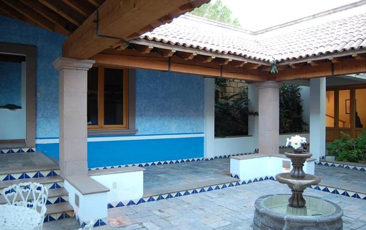 Foto de casa en venta en paseo del abanico 1, san gil, san juan del río, querétaro, 1455845 No. 35