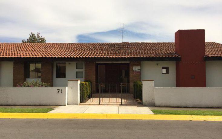 Foto de casa en renta en paseo del carmen, la asunción, metepec, estado de méxico, 1384661 no 01
