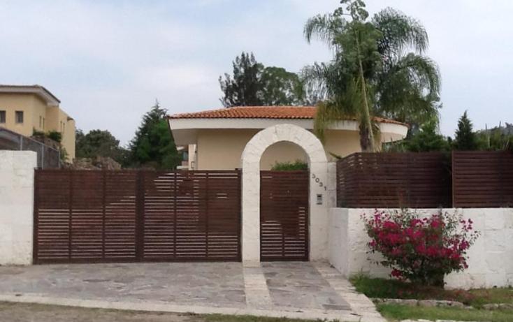Foto de casa en venta en  3031, hacienda la herradura, zapopan, jalisco, 402976 No. 01