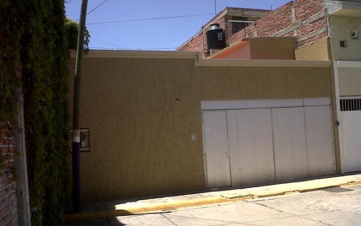Foto de casa en venta en paseo del jerico 1, el carvario, zamora, michoacán de ocampo, 395947 no 02