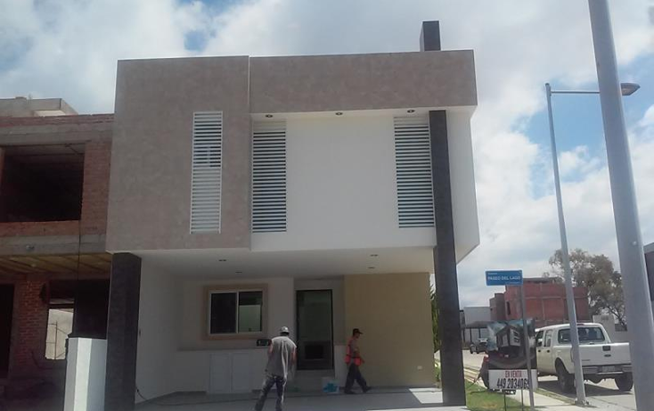 Foto de casa en venta en  0, condominio q campestre residencial, jesús maría, aguascalientes, 2819858 No. 01
