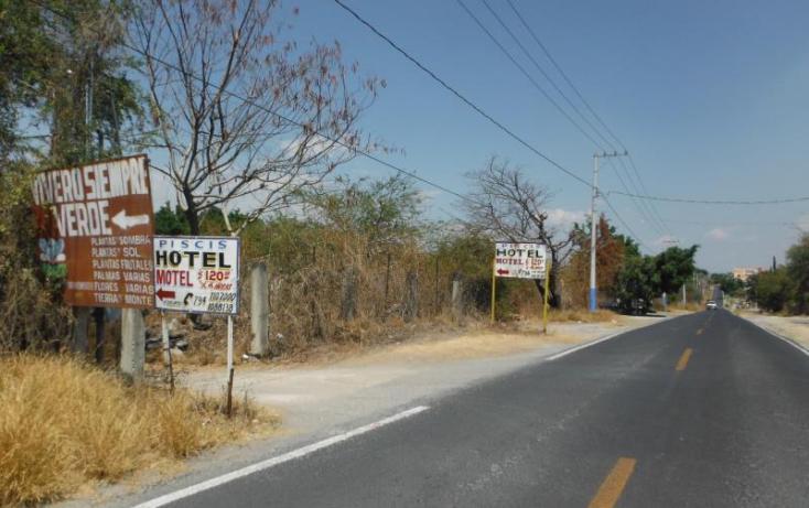 Foto de terreno comercial en venta en paseo del lago 4, tequesquitengo, jojutla, morelos, 411896 no 04