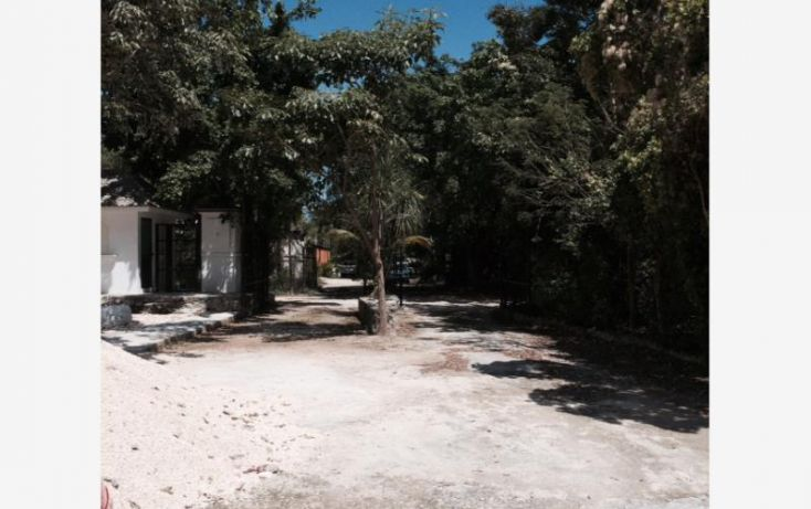 Foto de terreno habitacional en venta en paseo del maule 1, álamos i, benito juárez, quintana roo, 1764132 no 05