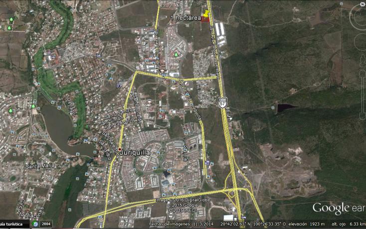 Foto de terreno habitacional en venta en  , paseo del piropo, querétaro, querétaro, 1660492 No. 01