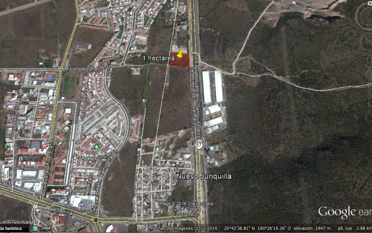 Foto de terreno habitacional en venta en  , paseo del piropo, querétaro, querétaro, 1660492 No. 02