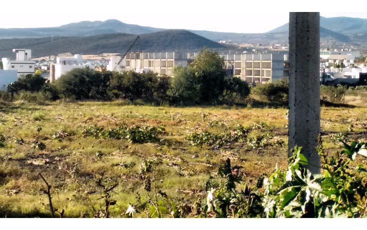 Foto de terreno habitacional en venta en  , paseo del piropo, querétaro, querétaro, 1660492 No. 05