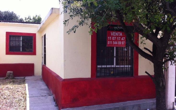 Foto de casa en venta en  , paseo del prado, juárez, nuevo león, 1285683 No. 01