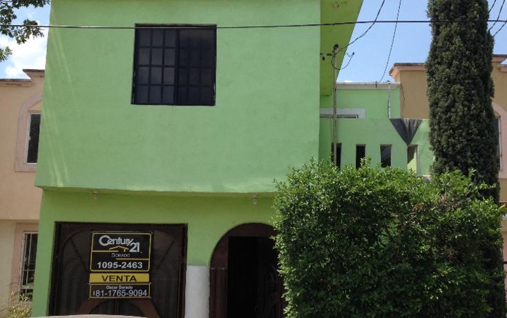 Foto de casa en venta en  , paseo del prado, juárez, nuevo león, 1475523 No. 01