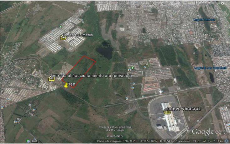 Foto de terreno habitacional en venta en paseo del puerto, nuevo veracruz, benemérito de las américas, chiapas, 1585780 no 01