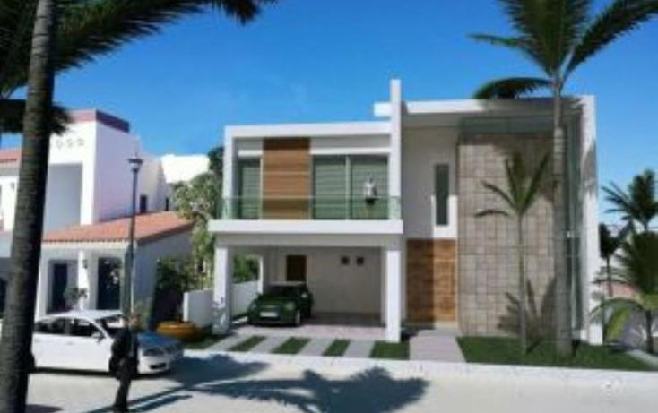 Foto de casa en venta en paseo del sol 2375, marina real, mazatl?n, sinaloa, 1610680 No. 01