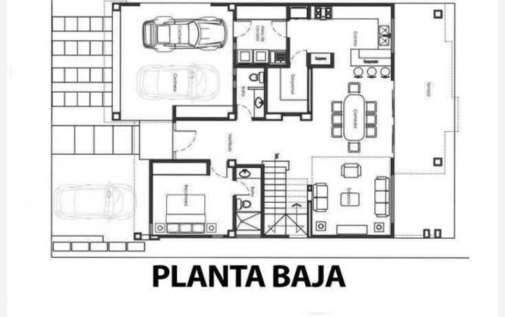 Foto de casa en venta en paseo del sol 2375, marina real, mazatl?n, sinaloa, 1610680 No. 03