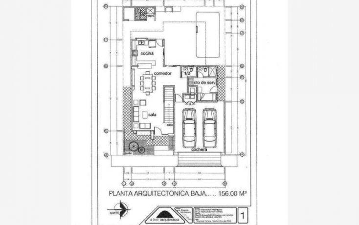 Foto de casa en venta en paseo del valle, campestre itavu, reynosa, tamaulipas, 2034606 no 02