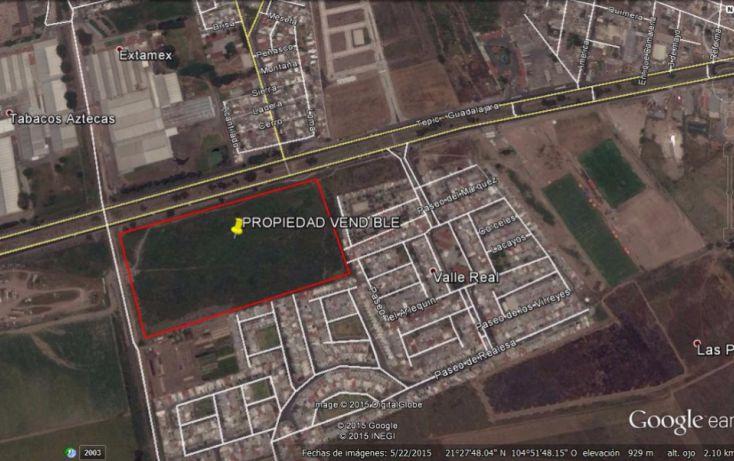 Foto de terreno habitacional en venta en, paseo del valle real, tepic, nayarit, 1877282 no 10