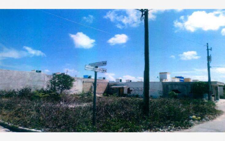 Foto de terreno comercial en venta en paseo del zapote esq paseo del laurel pte, bahía real, benito juárez, quintana roo, 1808108 no 01