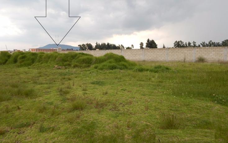 Foto de terreno habitacional en venta en paseo ex hacienda barbosa , san miguel zinacantepec, zinacantepec, méxico, 989819 No. 01