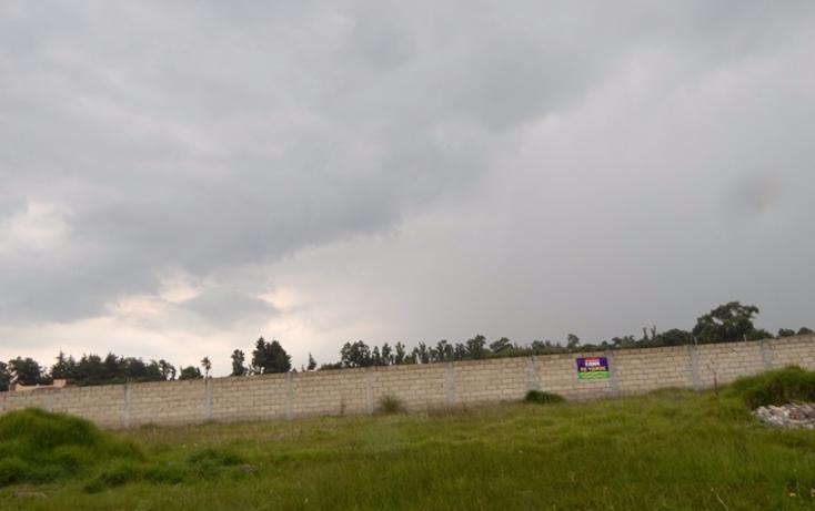 Foto de terreno habitacional en venta en paseo ex hacienda barbosa , san miguel zinacantepec, zinacantepec, méxico, 989819 No. 05