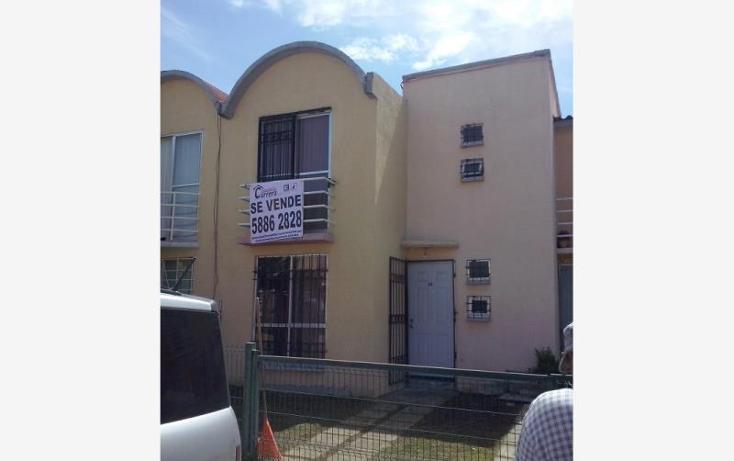 Foto de casa en venta en paseo jazmin vivienda 14 lt 4 manzana 48 4, paseos de san juan, zumpango, méxico, 580550 No. 01