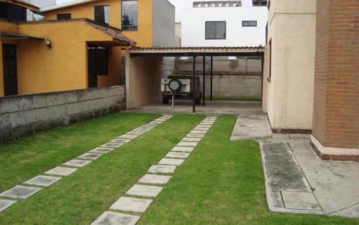 Foto de casa en venta en paseo lorena 1, bellavista, metepec, m?xico, 1528084 No. 09