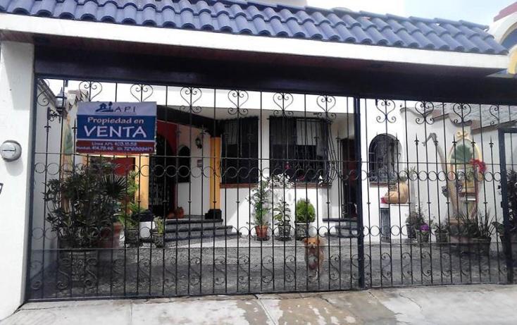 Foto de casa en venta en paseo moscu 274, tejeda, corregidora, querétaro, 1670090 no 03