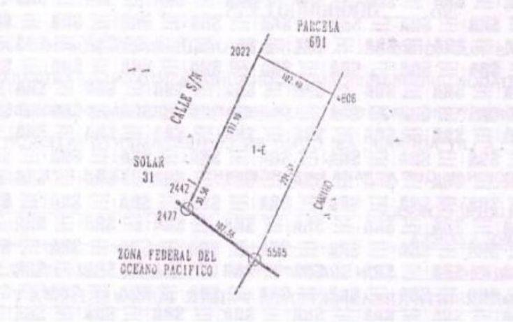 Foto de terreno habitacional en venta en paseo playa larga 21, aeropuerto, zihuatanejo de azueta, guerrero, 1710694 no 02