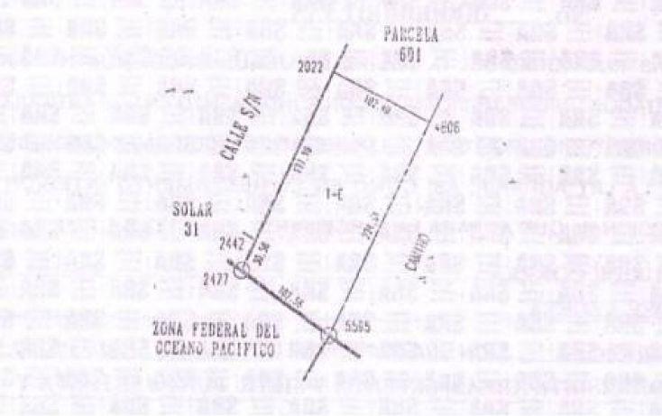 Foto de terreno habitacional en venta en paseo playa larga, aeropuerto, zihuatanejo de azueta, guerrero, 1693144 no 02