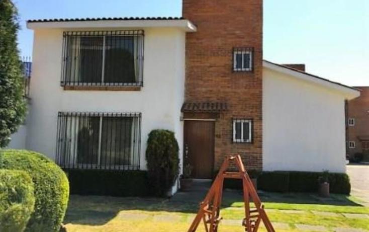 Foto de casa en renta en paseo san isidro 332, metepec centro, metepec, m?xico, 1924580 No. 01