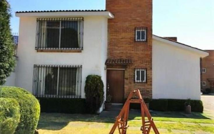 Foto de casa en renta en paseo san isidro 332, santiaguito, metepec, méxico, 1900908 No. 01