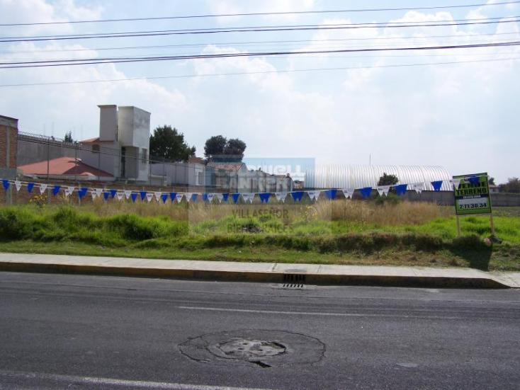 Foto de terreno habitacional en venta en  , santiaguito, metepec, méxico, 630172 No. 01
