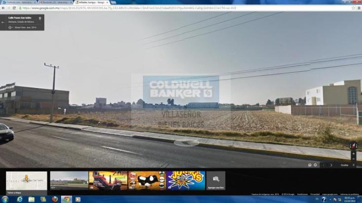 Foto de terreno habitacional en venta en  , santiaguito, metepec, méxico, 630172 No. 10