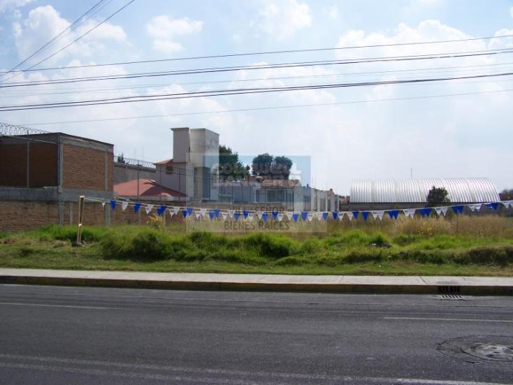 Foto de terreno habitacional en venta en  , santiaguito, metepec, méxico, 630172 No. 12