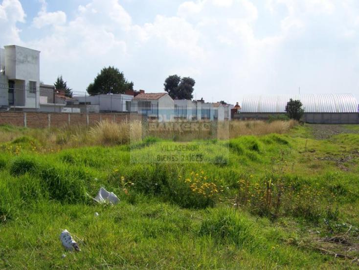 Foto de terreno habitacional en venta en  , santiaguito, metepec, méxico, 630172 No. 13