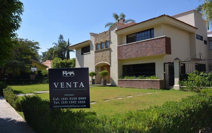 Foto de casa en venta en paseo san victor , valle real, zapopan, jalisco, 2728598 No. 01