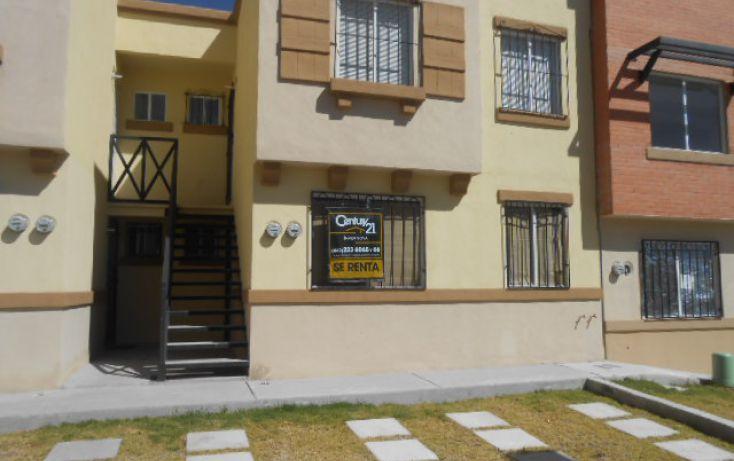 Foto de casa en renta en paseo solare, allioth 6 casa 34, el rosario, el marqués, querétaro, 1703258 no 01