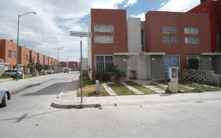 Foto de casa en renta en paseo vivaldi mz 36 lote 1, casa a, el machero, cuautitlán, estado de méxico, 1773228 no 01