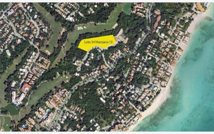 Foto de terreno habitacional en venta en paseo xaman ha mlsvic02, playa car fase ii, solidaridad, quintana roo, 2709547 No. 01