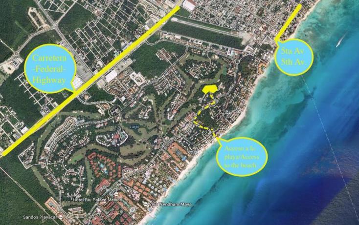 Foto de terreno habitacional en venta en paseo xaman ha mlsvic02, playa car fase ii, solidaridad, quintana roo, 2709547 No. 02