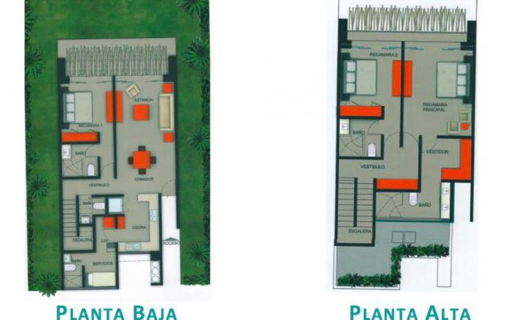 Foto de casa en venta en paseo xaman ha, playa car fase i, solidaridad, quintana roo, 1650860 no 03