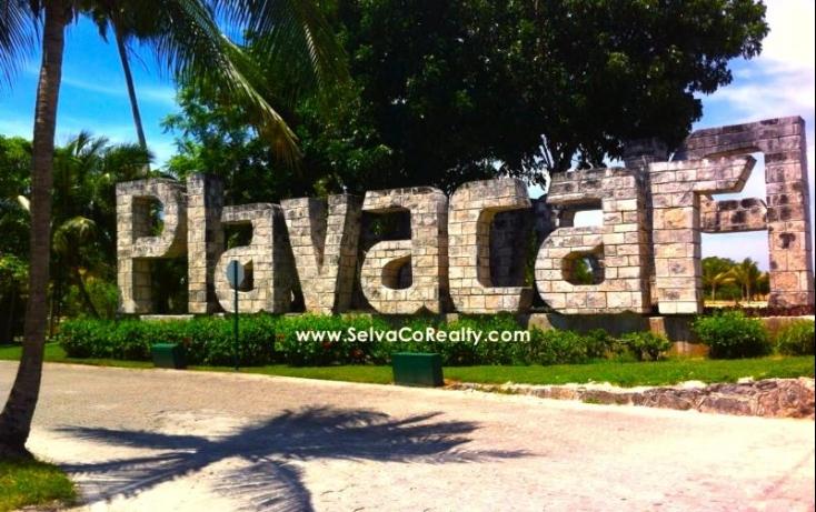 Foto de terreno habitacional en venta en paseo xaman ha, playa car fase ii, solidaridad, quintana roo, 526722 no 04