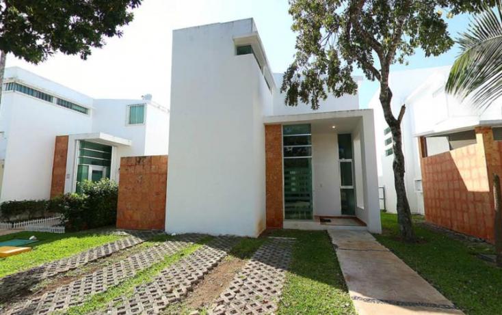 Foto de casa en venta en paseo xaman ha, playa car fase ii, solidaridad, quintana roo, 559757 no 01
