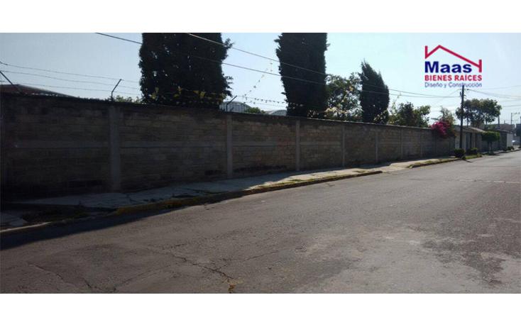 Foto de terreno habitacional en venta en  , paseos de chalco, chalco, m?xico, 1792282 No. 01