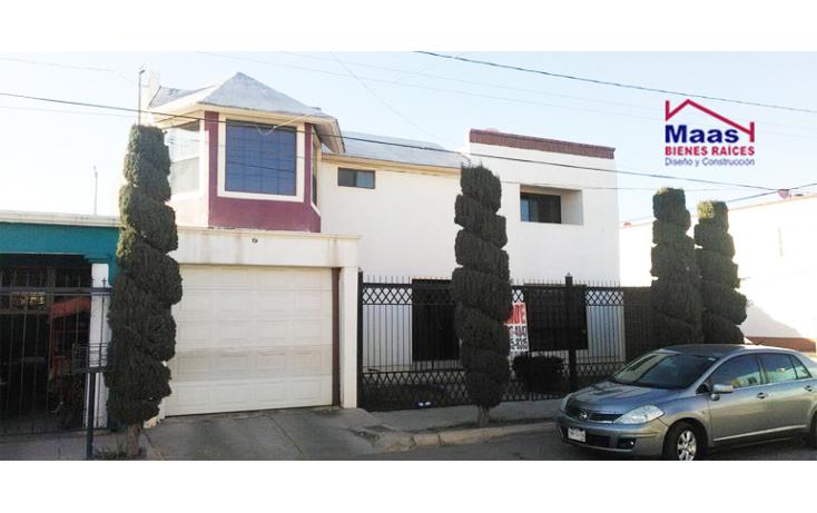 Foto de casa en venta en  , paseos de chihuahua i y ii, chihuahua, chihuahua, 1642046 No. 01