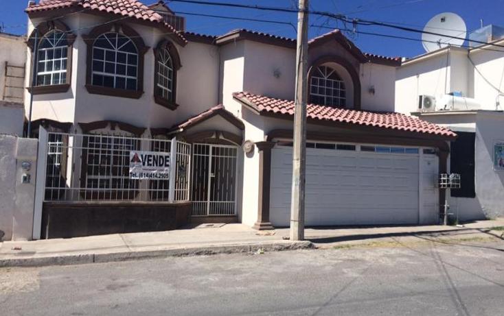 Foto de casa en venta en  , paseos de chihuahua i y ii, chihuahua, chihuahua, 1760986 No. 01