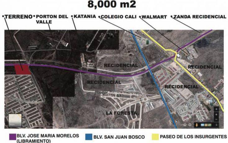 Foto de terreno habitacional en venta en, paseos de country 3, león, guanajuato, 1198935 no 03