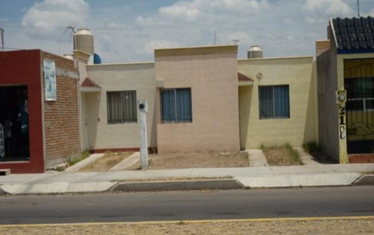Foto de casa en venta en  , paseos de la providencia, san francisco de los romo, aguascalientes, 1898522 No. 01