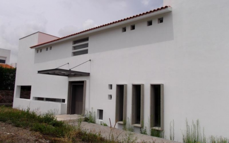 Foto de casa en venta en paseos de los claustros  condominio xix san joaquin  100, bolaños, querétaro, querétaro, 513701 no 01