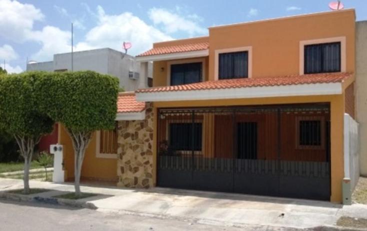 Foto de casa en venta en  , paseos de pensiones, m?rida, yucat?n, 1056193 No. 01