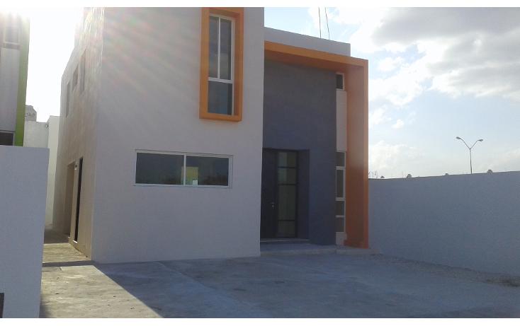 Foto de casa en venta en  , paseos de pensiones, mérida, yucatán, 1737384 No. 01